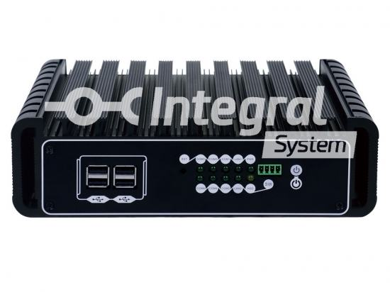 IOT-BOX-DS607 PC FANLESS IOT BOX DS607 i5 4200U, 4Go RAM