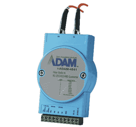 ADAM-4541-BE Module ADAM convertisseur, Fiber Optic To RS-232/422/485 Converter