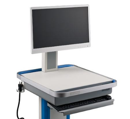 AMIS-30I-0M1-G2NE Chariot pour application médicale, AMIS-30I_Bare Model_w/motor lift and IPS-M210S