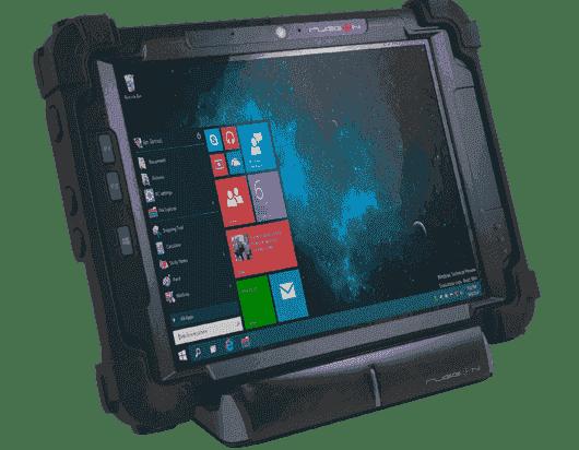 "PM-522 Tablette durcie 10.4"" E3827, 4Go RAM et 64Go SSD GPS"