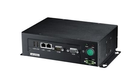 """ACK-A001E Châssis compact pour pour cartes mères 3.5"""" EBPC, série PCM-936x, applications embarquées"""