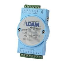 ADAM-6022-A1E Module ADAM de régulation PID sur Modbus TCP