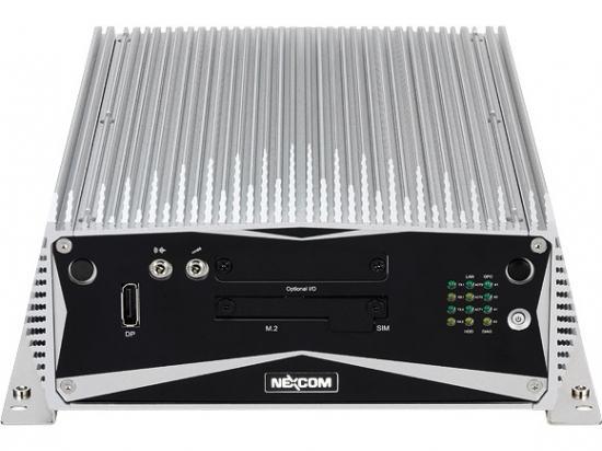 NISE3800E PC Fanless industriel Intel® Core™ i7/i5/i3 6ème génération avec 1 slot PCIeX4