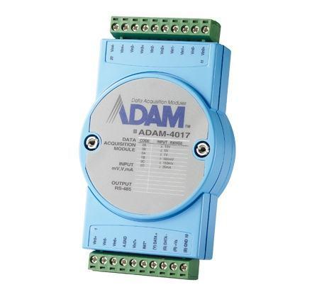 ADAM-4017-D2E Module ADAM sur port série RS485, 8-Ch AI Module