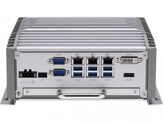 NISE-3900R PC fanless puissant avec i3/i5/i7 de 8ème génération