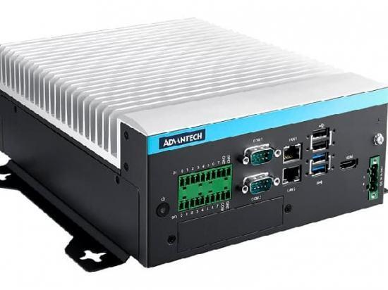 MIC-730AI PC d'Inférence IA basé sur Nvidia Jetson® Xavier