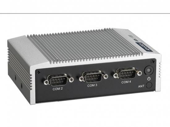 ARK-1120F-N5A1E PC industriel fanless, Intel Atom N455 1.66GHz w/ VGA+4COM+2USB+LAN
