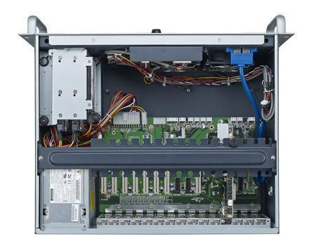 """ACP-4020MB-40ZE Châssis 4U 400W pour PC rack 19"""" carte mère ATX/MATX profondeur 398mm seulement"""