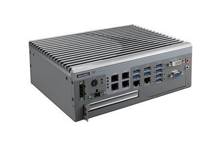 AIIS-5410P-U0A1E PC industriel pour application de vision, AIIS-5410 Fanless system, i7-6822EQ 2.0GHz,DDR4G