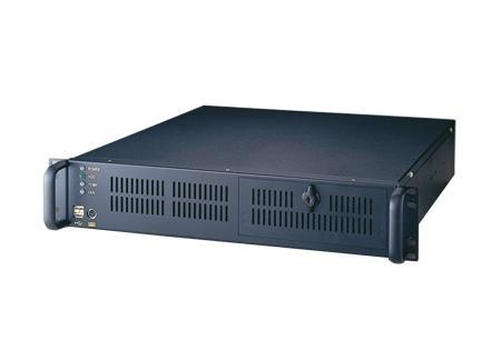 """ACP-2000EBP-00BE Châssis 2U pour PC rack 19"""" pour PICMG1.3"""