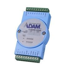 ADAM-4056S-AE Module ADAM sur port série RS485, 12-Ch Sink Type Isolated DO Module w/ Modbus