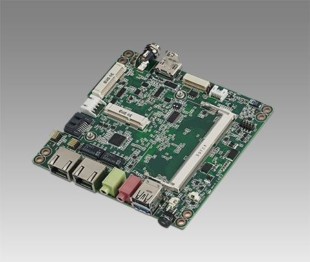 AIMB-115I-S6A1E Carte mère industrielle, ATOM E3826(DC1.75G) UTX MB.2GbE.2HDMI.LVDS.Rev.A