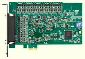 PCIE-1824-AE Carte d'acquisition avec 32 sorties analogiques avec résolution de  16 bits