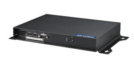 AIMB-B12305-00Y1E Châssis industriel ultra fin pour carte mère Mini ITX, AIMB-B1000 w/ AIMB-230(i5-4300U),barebone