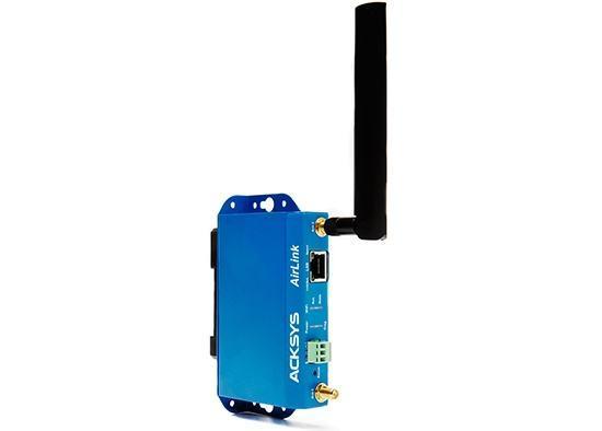 AirLink Point d'accès WiFi 11n 2T2R (AP, client, routeur, répéteur & Mesh), modèle compact, IP30, -20°C à +60°C