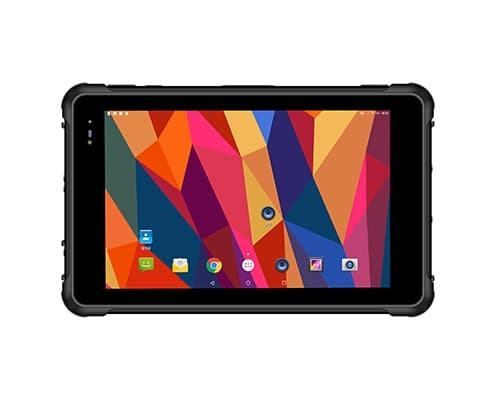 """TPC-GS0881T Tablette durcie Android 8"""" IP67 (Android 8 & Android 9)"""