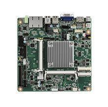 AIMB-215U-S6B1E Carte mère industrielle Mini-ITX, ATOM Baytrail DC1.58G VGA,DP,1GbE