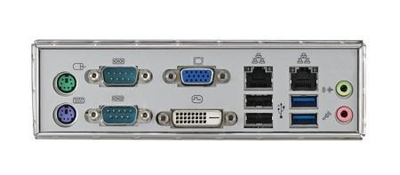 AIMB-782QG2-00A1E Carte mère industrielle, LGA1155 ATX IMB w/VGA/DVI/2GbE/2 SATA 3 /4 USB 3