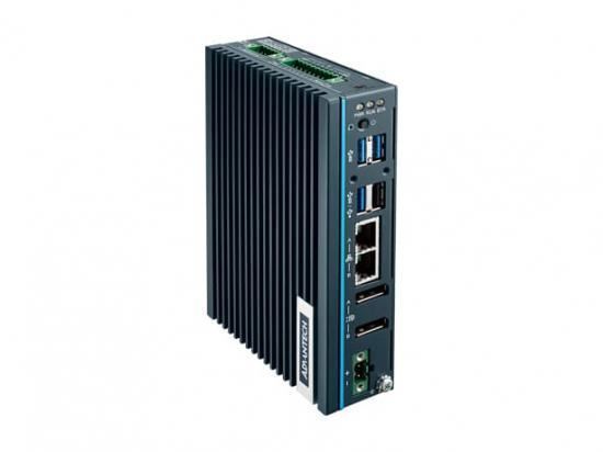 UNO-137-E13BA PC Fanless multifonction 2 x LAN, 2 x COM, 3 x USB 3.0, 1 x USB 2.0, 2 x DP 1.2, 8 x DI, 8 x DO, 1 x M.2, 1 x mPCIe, TPM 2.0
