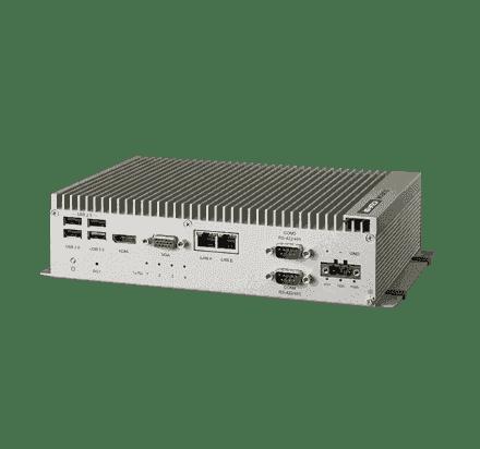 UNO-2473G-W10-IOT PC industriel fanless à processeur Atom QuadCore avec Windows 10 IOT sur disque dur 500Go