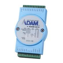 ADAM-4015-CE Module ADAM sur port série RS485, 6-Ch RTD Module w/ Modbus