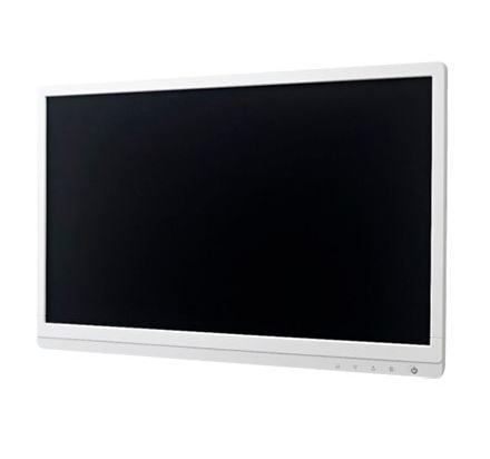"""AMT-1021N-D25W1 Moniteur ou écran + LCD KIT, 21.5"""" Wide Monitor FHD VGA, DVI-D White"""