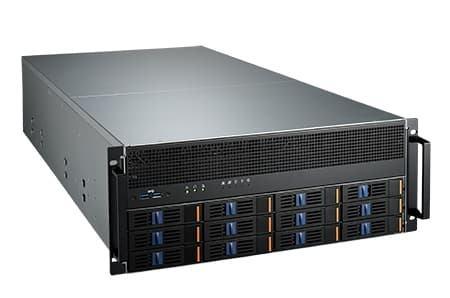 SKY-6420-R48A1 Serveur GPU avec 10 slots PCIe x16