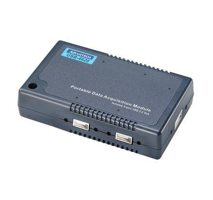 USB-4620-AE Hub USB 2.0 5 ports isolés Full-Speed