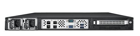 HPC-8108-85ZA1 Châssis pour serveur de stockage 8 disques hotswap avec alimentation 850W