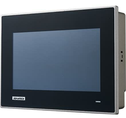 """TPC-71W-N21PA Panel PC PoE 7"""" capacitif processeur ARM Cortex A9 / 2Go RAM Linux/Android"""