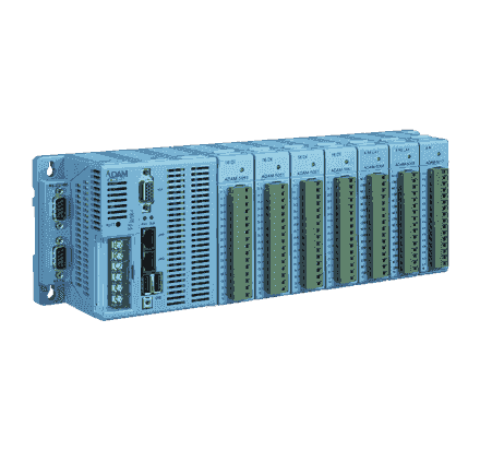 ADAM-5560CE-AE Automate ADAM avec SoftLogic, 7-Slot PC-based Controller