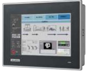 "TPC-71W-N10PA Panel PC PoE 7"" compact capacitif avec processeur ARM  Cortex A9"