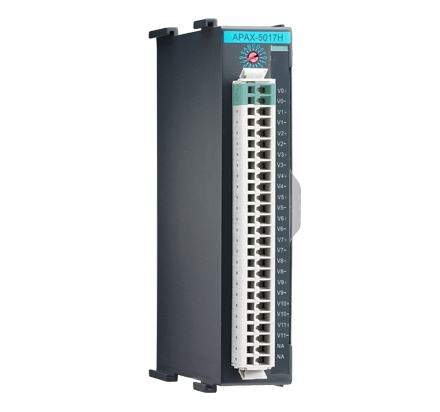 APAX-5017H-AE Automate industriel modulaire, 12-ch High Speed Analog Input Module