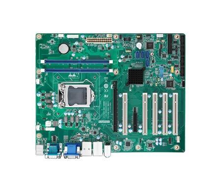 AIMB-705G2-00A1E Carte mère industrielle, LGA1151 ATX IMB H110, Dual LAN, Dual display