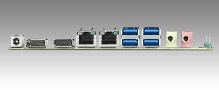 AIMB-230G2Z-U3A1E Carte mère industrielle, AIMB-230G2Z-U3A1E w/ wild temp -20~70C