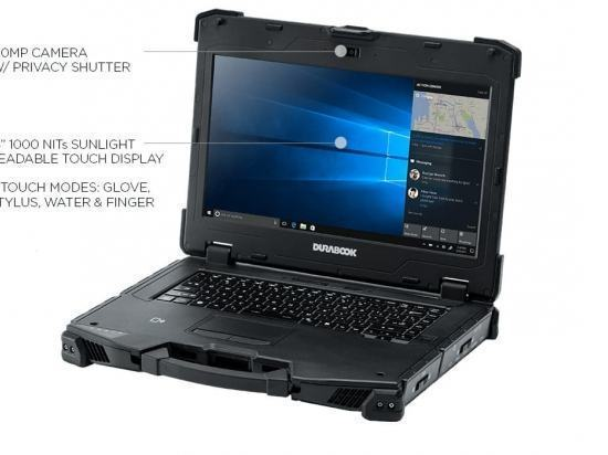 Z14i pc portable ultra durci 14""