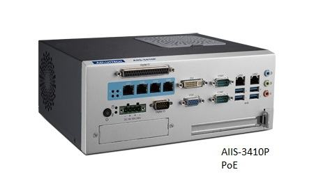 AIIS-DIO32-00A1E Extension pour PC industriel AIIS, DIO module, 32-bit, 9-pin USB interface