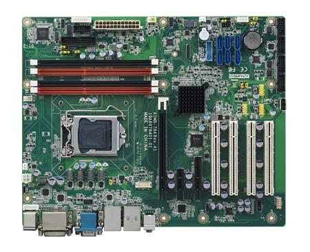 AIMB-784G2-00A1E Carte mère industrielle, LGA1150 ATX IMB w/VGA/2 DVI/2GbE/SATA 3 /USB 3