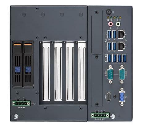 MIC-75G20-10A2 Extension pour carte graphique puissante pour PC Fanless MIC-7