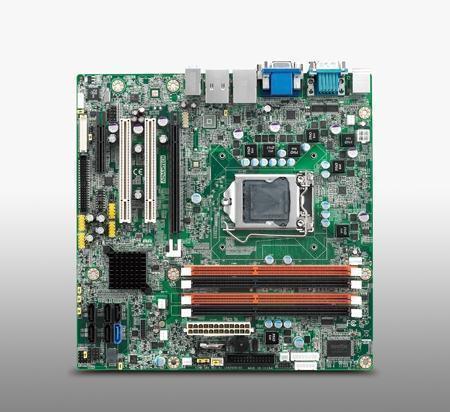 AIMB-581QG2-00A1E Carte mère industrielle mATX VGA Gb 10 x COM