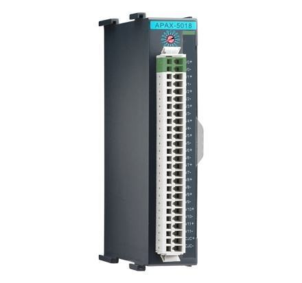 APAX-5018-AE Automate industriel modulaire, 12-ch Thermocouple Input Module