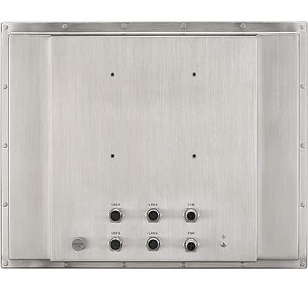 "SPC-515-633AE Panel PC 15"" capacitif en inox et IP69K"