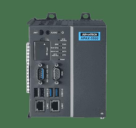 APAX-5580-4C3AE Automate industriel modulaire, PC-based Controller w/ Celeron