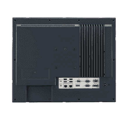 "PPC-3170-RE4AE Panel PC fanless 17"" Tactile résistif ATOM E3845"