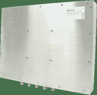 WP-ENL15RF Panel PC 15'' tactile résistif en coffret INOX IP65 sur les 6 faces, Intel J1900