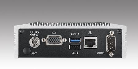 ARK-1123L-S3A1E PC industriel fanless, Intel Atom DC E3825 1.3GHz w/COM+GbE+GPIO