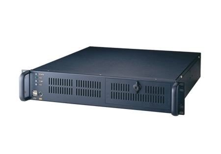 "ACP-2000P4-00BE Châssis 2U pour PC rack 19"" avec PCA-6105P4V"