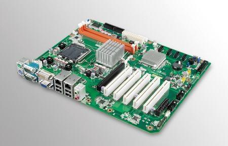 AIMB-767G2-00A2E Carte mère industrielle, LGA 775 C2Q G41 + ICH7R ATX IMB w/ PCIe x16