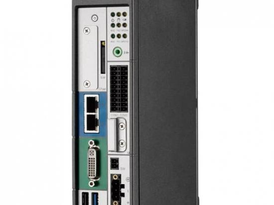 NIFE101 PC Fanless Intel Atom E3826 (2xLAN, 1xDVI/VGA, 2xUSB, 2xRS232, 1xmini-PCIe)