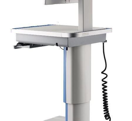 AMIS-30I-GM1-G2NE Chariot pour application médicale, AMIS-30I_w/Celeron 2980U, motor lift and 200W